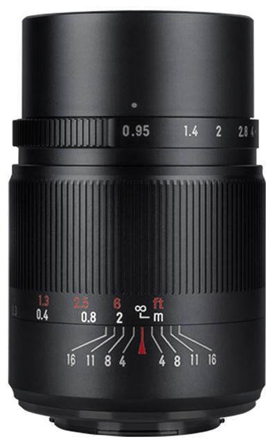 PhotoWebExpo 7Artisans 25mm F0.95 APS C E 1 1