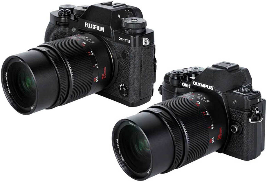 PhotoWebExpo 7Artisans 25mm F0.95 APS C E 1 2