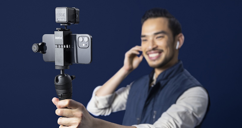 rode vlogger kit zruchni komplekti dlja strimingu zi smartfoniv 1